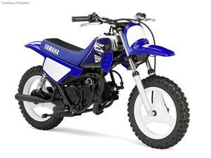 2015款雅马哈PW50摩托车