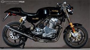诺顿摩托车