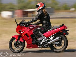 2006款川崎Ninja 250R