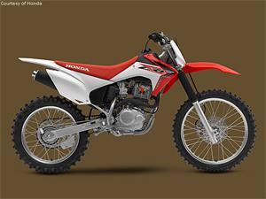 2015款本田CRF230F摩托车