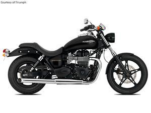 凯旋Speedmaster摩托车