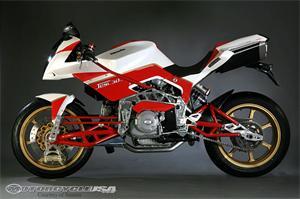 比摩塔Tesi 3D摩托车