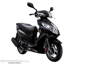Kymco Agility 125 >> 光阳踏板摩托车-机车网