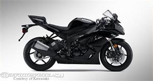 2010款川崎Ninja ZX-6R