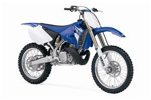 2009款雅马哈YZ250