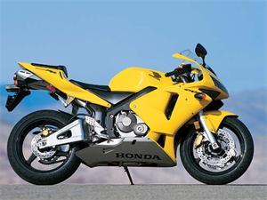 2003款本田CBR600RR
