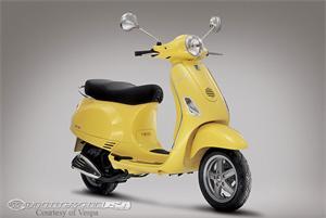VespaLX 50摩托车