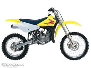2012款铃木RM85L摩托车