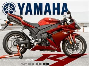 2008款雅马哈YZF-R1