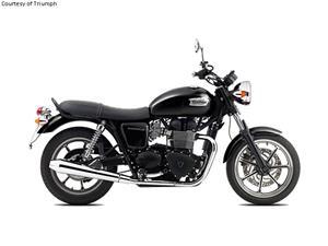 凯旋Bonneville摩托车