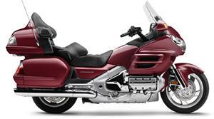 2008款本田Gold Wing 1800摩托车图片