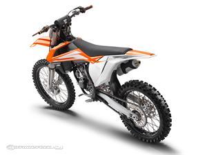 KTM150 SX摩托车