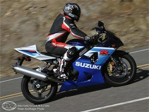 2005款铃木GSX-R600