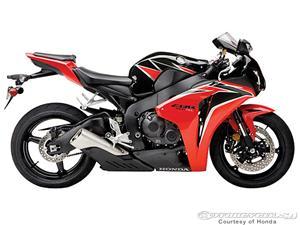 2010款本田CBR1000RR