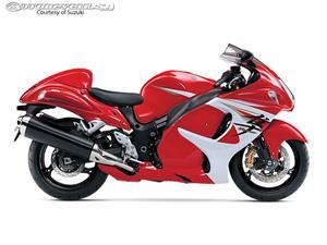 2014款铃木Hayabusa摩托车