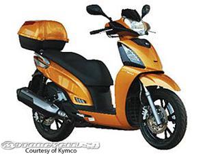 光阳People GT 300i摩托车