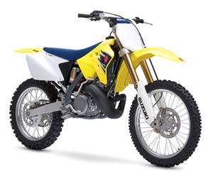 2007款铃木RM250