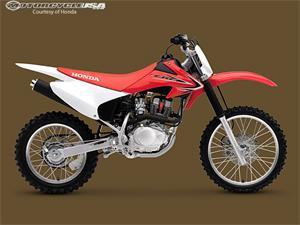 2014款本田CRF150F摩托车